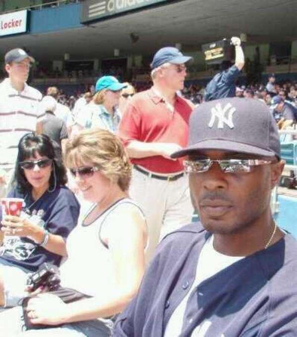 Old Yankee Stadium, secção: 134, fila: WC