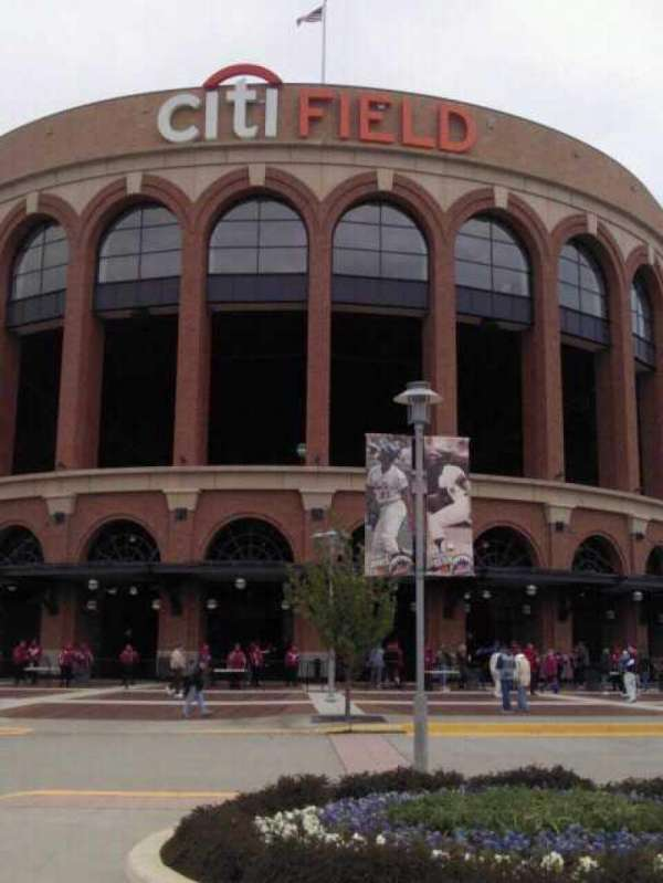 Citi Field, secção: Main Entrance