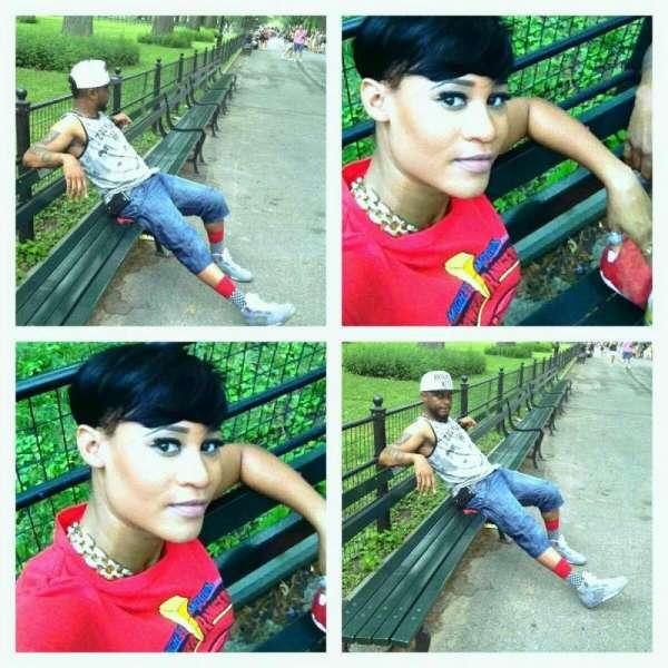 Central Park, secção: Summer Stage, fila: Bench, lugar: 1