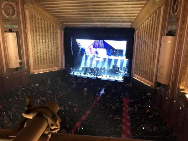 Civic Opera House, secção: Dress Circle / First Balcony, fila: A, lugar: 19