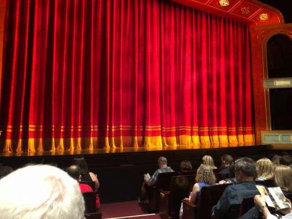 Marquis Theatre, secção: Orchestra L, fila: G, lugar: 1