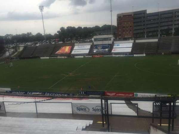 American Legion Memorial Stadium, secção: 7, fila: NN, lugar: 2