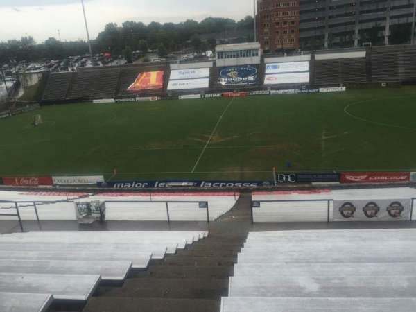 American Legion Memorial Stadium, secção: 8, fila: PP, lugar: 17