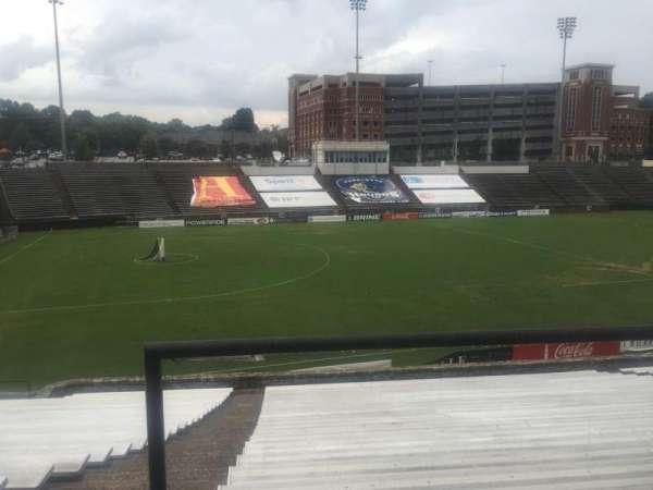 American Legion Memorial Stadium, secção: 14, fila: CC, lugar: 3