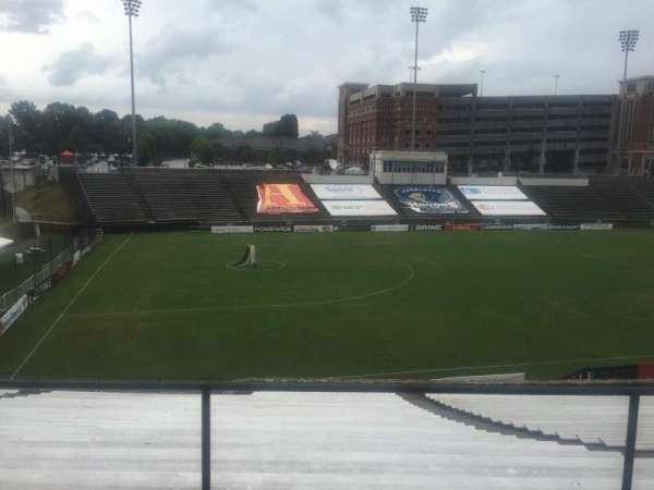 American Legion Memorial Stadium, secção: 15, fila: Hh, lugar: 2