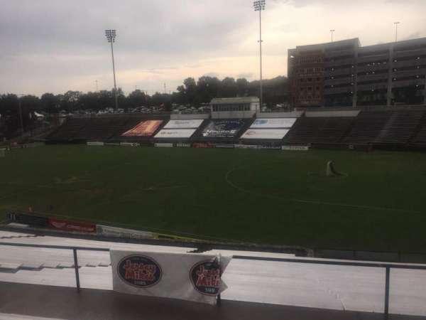 American Legion Memorial Stadium, secção: 2, fila: FF, lugar: 42
