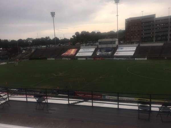 American Legion Memorial Stadium, secção: 3, fila: FF, lugar: 30