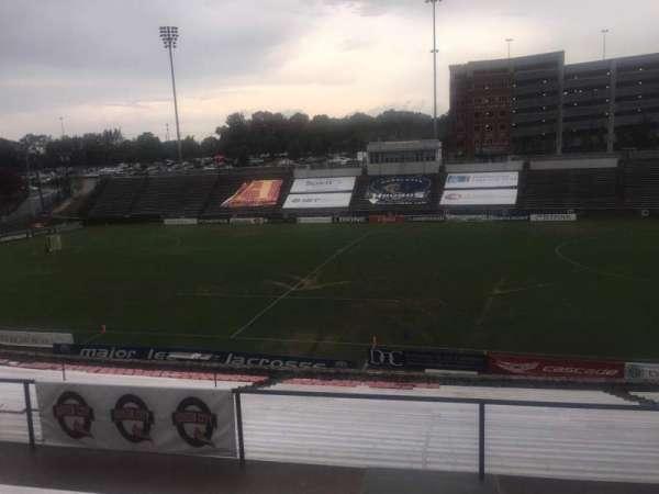 American Legion Memorial Stadium, secção: 4, fila: FF, lugar: 41