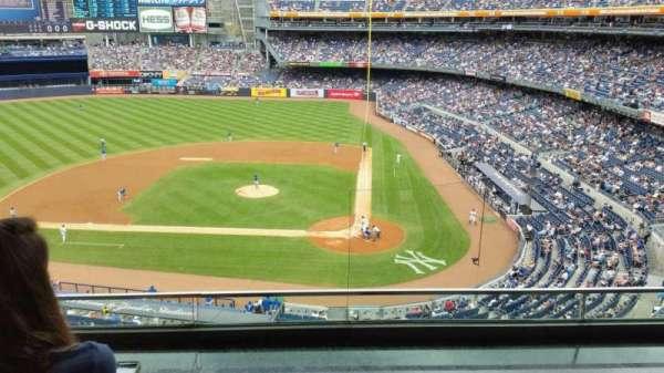 Yankee Stadium, secção: Suite 43, fila: B, lugar: 2
