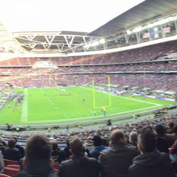Wembley Stadium, secção: 241, fila: 7, lugar: 50
