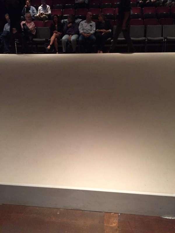 Classic Stage Company, secção: Left, fila: A, lugar: 109