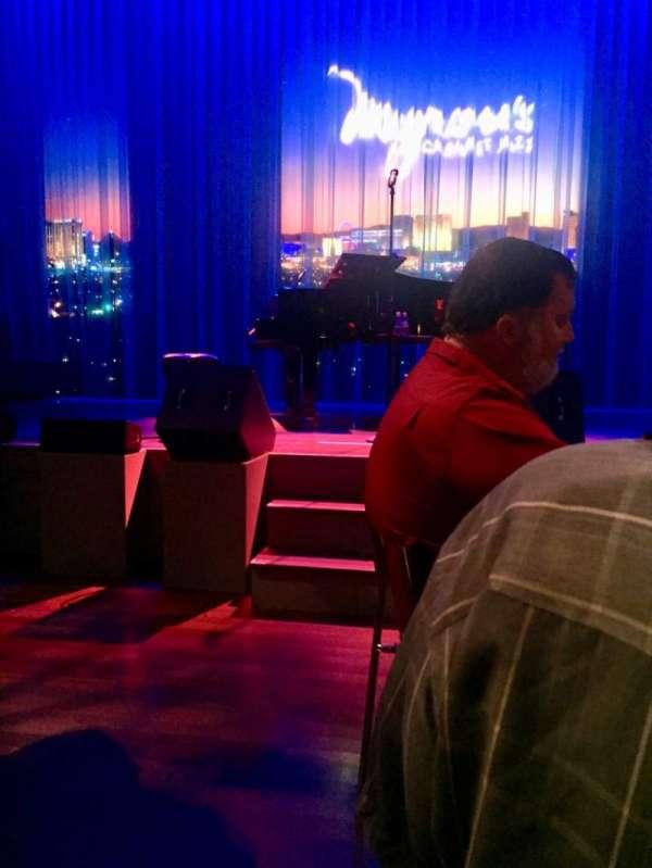 Myron's Cabaret Jazz at The Smith Center, secção: Cabaret Jazz, fila: Table, lugar: 46