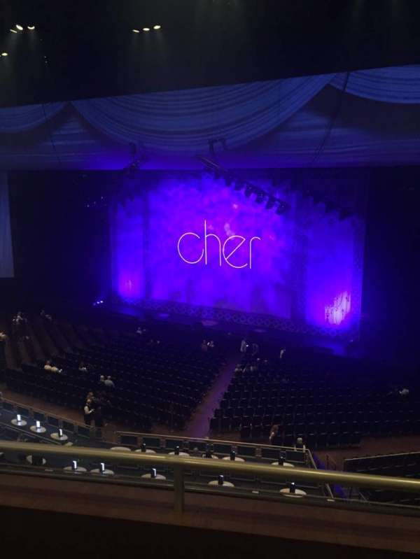 Park Theater at Park MGM, secção: 403, fila: B, lugar: 10