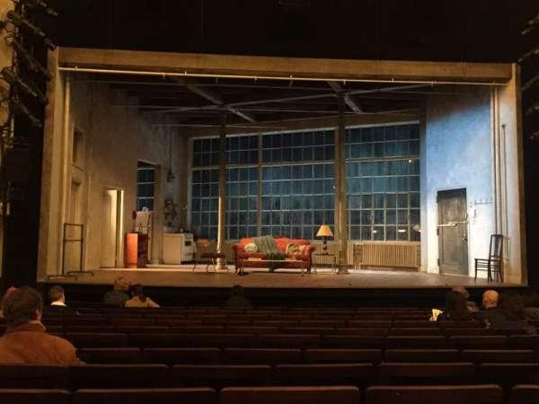 Hudson Theatre, secção: Orchestra C, fila: N, lugar: 107