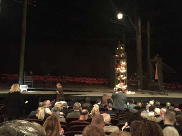 American Airlines Theatre, secção: Orchestra C, fila: N, lugar: 113
