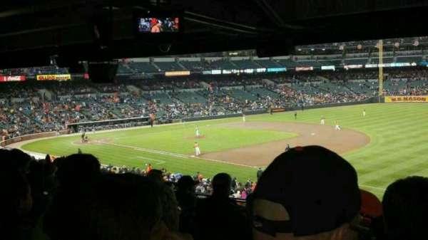 Oriole Park at Camden Yards, secção: 11, fila: 12, lugar: 15