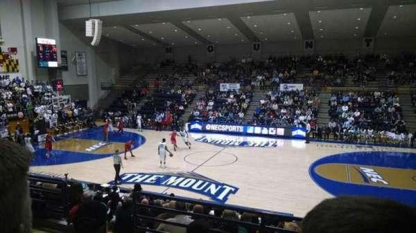 Knott Arena, secção: 19, fila: Q, lugar: 14