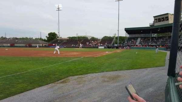 Municipal Stadium, secção: Beer Garden