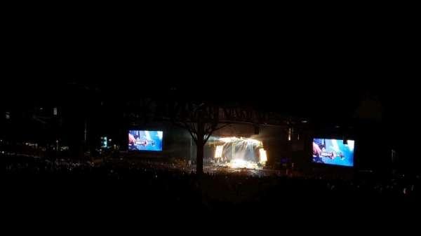 Jiffy Lube Live, secção: LAWN