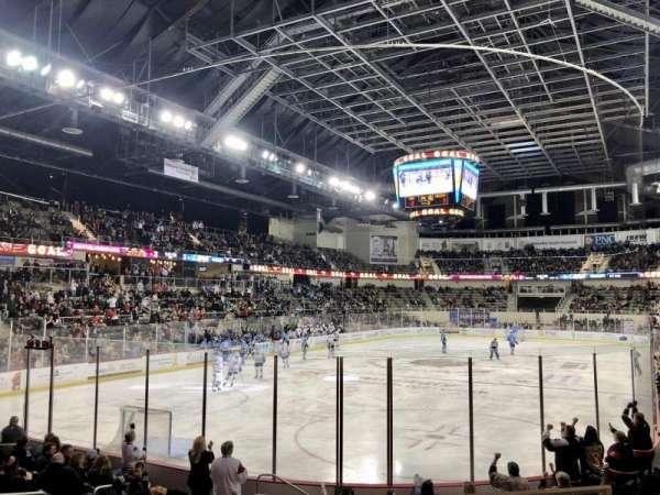 Indiana Farmers Coliseum, secção: 204, fila: C, lugar: 7