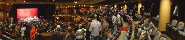 RiverCenter for the Performing Arts, secção: Mezzanine, fila: T
