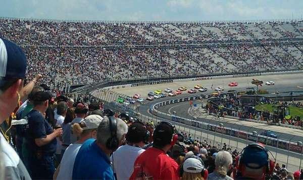 Dover International Speedway, secção: Petty 249, fila: 33, lugar: 34