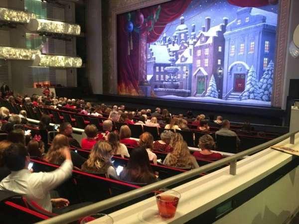 Muriel Kauffman Theatre, secção: ParBoxR, fila: AA, lugar: 605