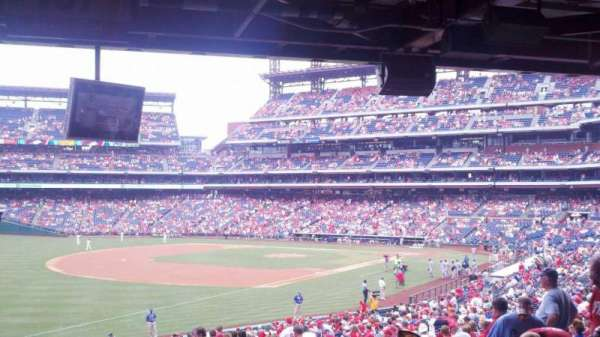 Citizens Bank Park, secção: 137, fila: 40, lugar: 10