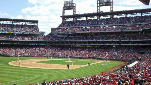 Citizens Bank Park, secção: 137, fila: 36, lugar: 18