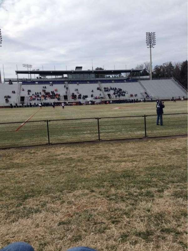 Klockner Stadium, secção: GA