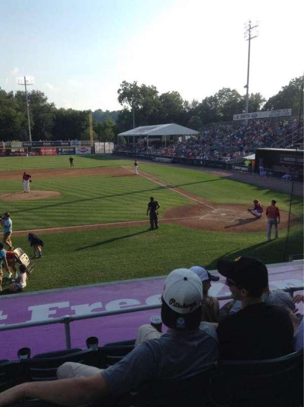 FNB Field, secção: 104