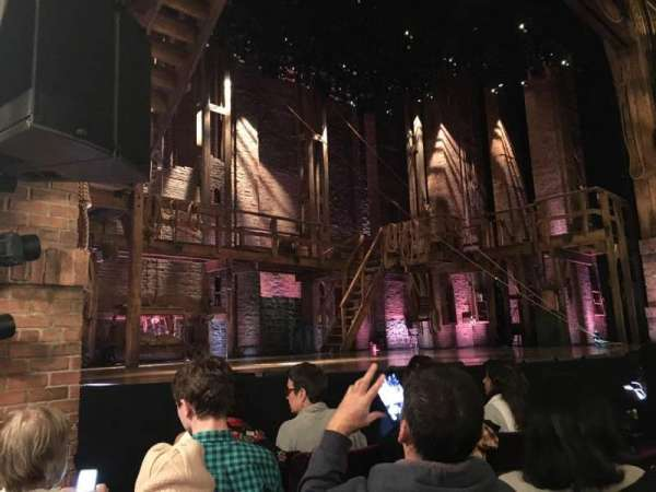 Richard Rodgers Theatre, secção: Orchestra L, fila: D, lugar: 15