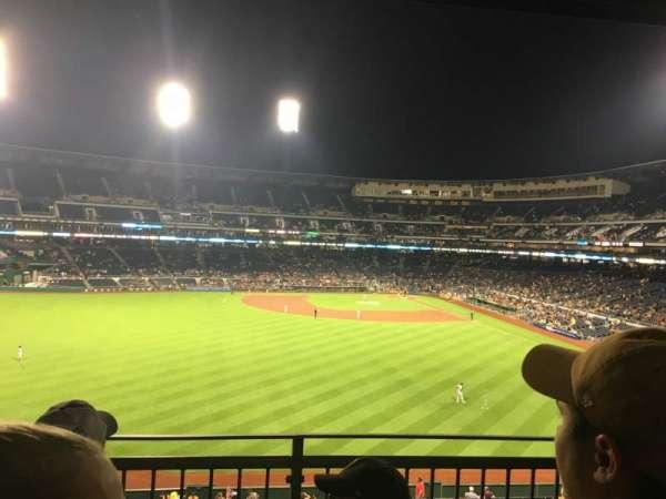 PNC Park, secção: 338, fila: C, lugar: 10