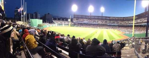 PNC Park, secção: 235, fila: G, lugar: 11
