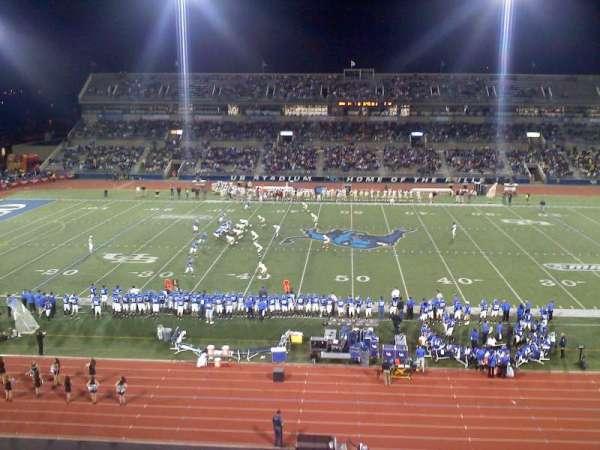 UB Stadium, secção: 327