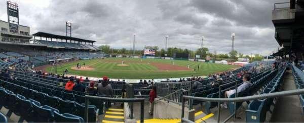 NBT Bank Stadium, secção: 206, fila: 6, lugar: 1