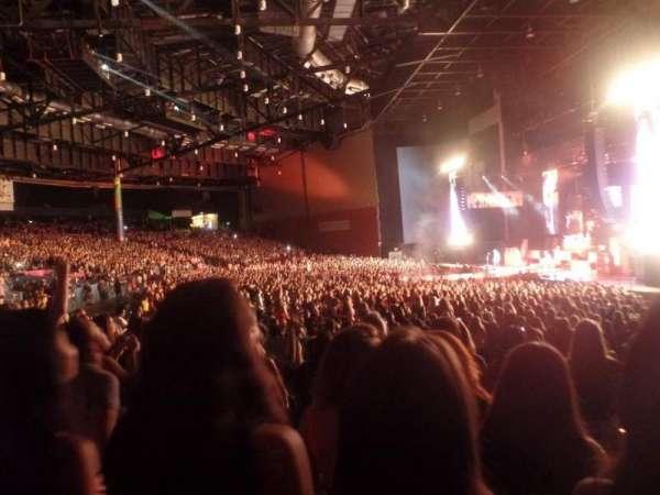 Angel of the Winds Arena, secção: 400, fila: Kk, lugar: 430
