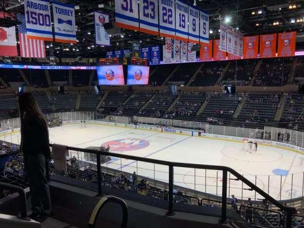 Nassau Veterans Memorial Coliseum, secção: 239, fila: 4, lugar: 11
