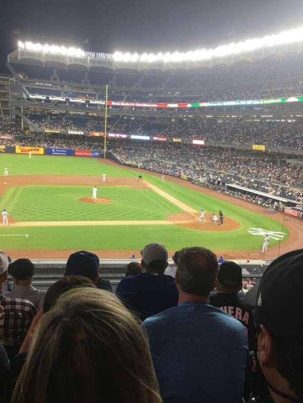 Yankee Stadium, secção: 224, fila: 5, lugar: 13