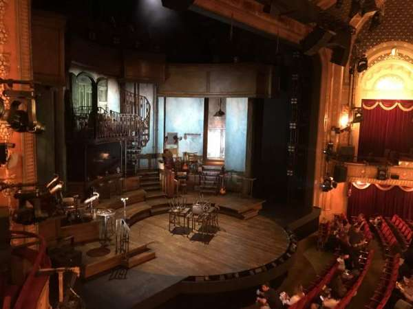 Walter Kerr Theatre, secção: BOXB, lugar: 6