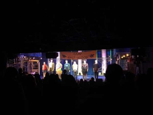 Lucille Lortel Theatre, secção: Orchestra, fila: L, lugar: 2