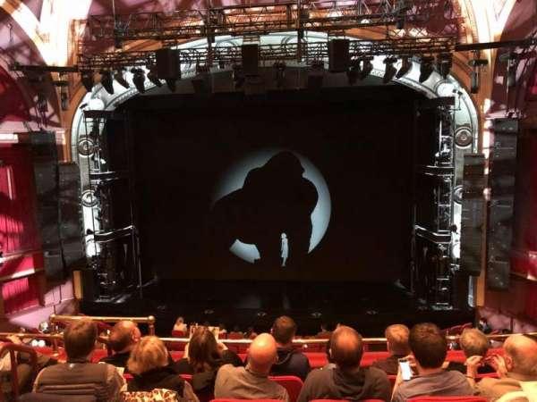 Broadway Theatre - 53rd Street, secção: Front Mezzanine RC, fila: E, lugar: 105