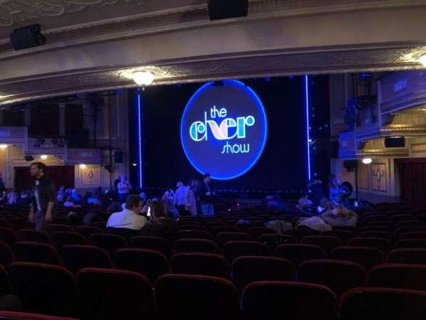 Neil Simon Theatre, secção: ORCH, fila: U, lugar: 22