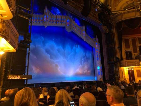 Hippodrome Theatre, secção: LORCH, fila: L, lugar: 15