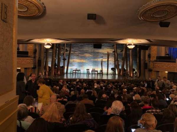 Gerald Schoenfeld Theatre, secção: SRO, lugar: 102