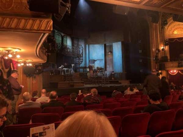 Walter Kerr Theatre, secção: Orchestra, fila: N, lugar: 21