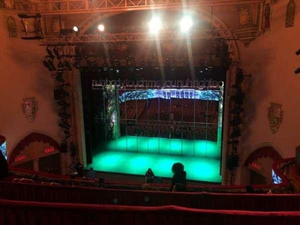 John Golden Theatre, secção: RMEZZ, fila: B, lugar: 114