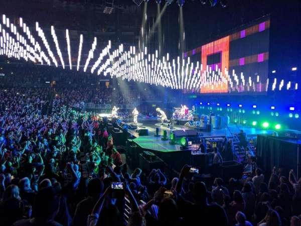Staples Center, secção: 118, fila: 11, lugar: 4,5