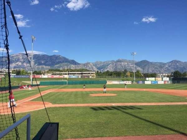 Brent Brown Ballpark, secção: 2, fila: C, lugar: 23