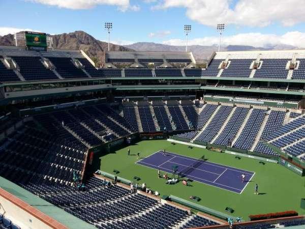 Indian Wells Tennis Garden, secção: Top Level, fila: Concourse